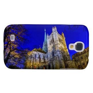 Catedral del Saint Pierre en Ginebra, Suiza Samsung Galaxy S4 Cover