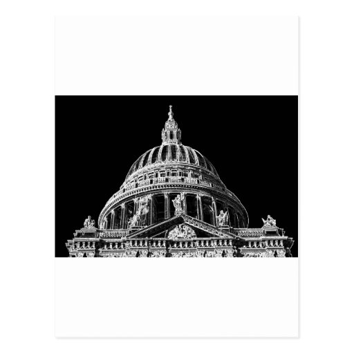 Catedral del St Pauls Tarjetas Postales