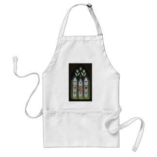 Catedral del sur de la iglesia de Cristo del vitra Delantal