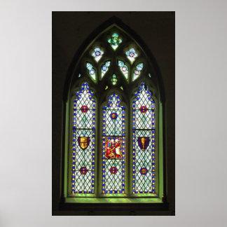 Catedral del sur de la iglesia de Cristo del vitra Impresiones
