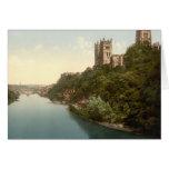 Catedral e iglesia, Durham, Inglaterra Felicitación