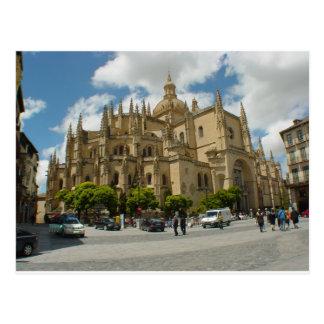 Catedral España de Segovia Postales