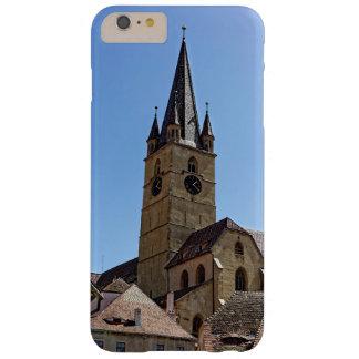 Catedral evangélica Sibiu Funda De iPhone 6 Plus Barely There