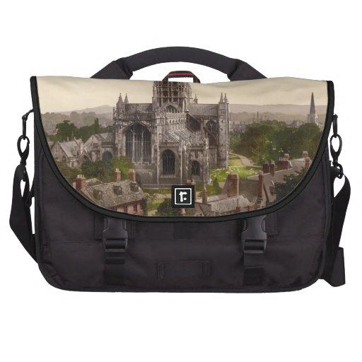 Catedral I, Gloucestershire, Inglaterra de Glouces Bolsas De Portatil