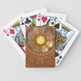 Catedral interior de Berlín (Dom del berlinés) Baraja Cartas De Poker