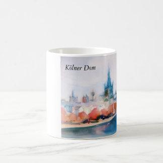 catedral kölner Cologne cathedral mug Taza Clásica