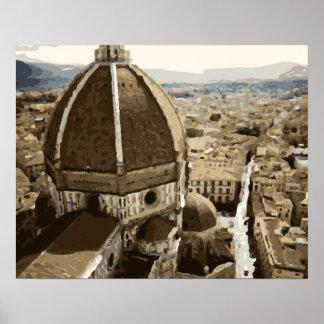 Catedral magnífica del renacimiento en Venecia Impresiones