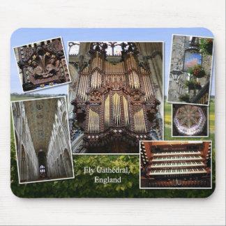 Catedral Mousepad de Ely Tapetes De Raton