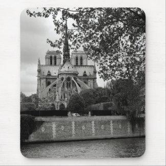 Catedral Mousepad de Notre Dame