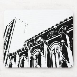 Catedral Mousepad de Ripon Tapete De Raton