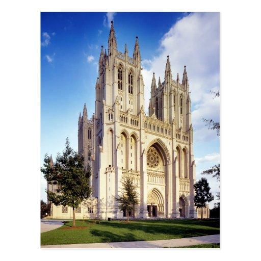 Catedral nacional de Washington, Washington DC Tarjetas Postales