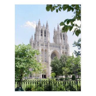 Catedral nacional postales