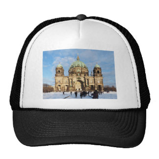 Catedral Nevado Berlín Gorra