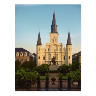 Catedral New Orleans de St. Louis Postal
