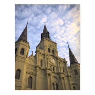 Catedral New Orleans de St. Louis Postales