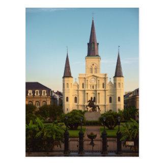 Catedral New Orleans de St. Louis Tarjetas Postales