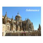 Catedral Nueva de Salamanca Tarjeta Postal