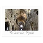 Catedral Nueva de Salamanca Tarjetas Postales