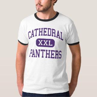 Catedral - panteras - alta - Springfield Playera
