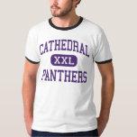 Catedral - panteras - alta - Springfield Playeras