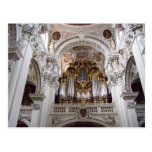 Catedral Passau Alemania del St. Stephan Postal