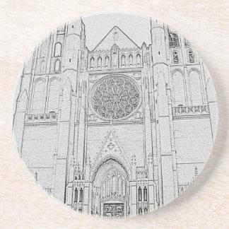 Catedral Posavasos Manualidades