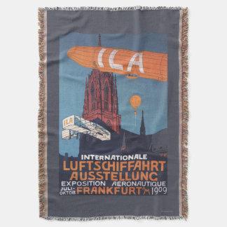 Catedral roja - 1ra exposición aeronáutica manta