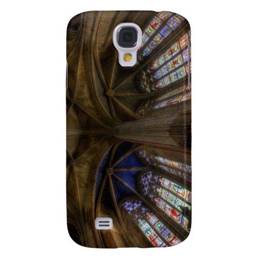 Catedral Saint-E'tienne en Toulouse Funda Para Galaxy S4