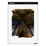 Catedral Saint-E'tienne en Toulouse iPad 3 Pegatinas Skins