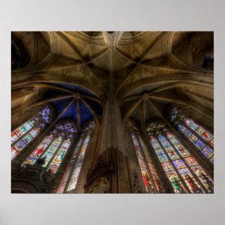Catedral Saint-E'tienne en Toulouse Impresiones