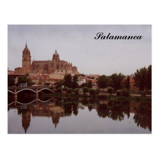 Catedral - Salamanca Tarjetas Postales