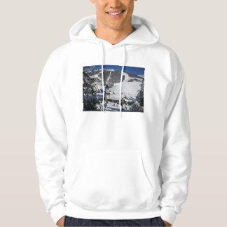 Catedral Ski Resort, Bariloche Argentina Hoodie