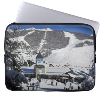Catedral Ski Resort, Bariloche Argentina Laptop Sleeve