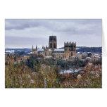 Catedral y castillo de Durham Felicitaciones