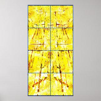 Catedrales de la luz 5 póster