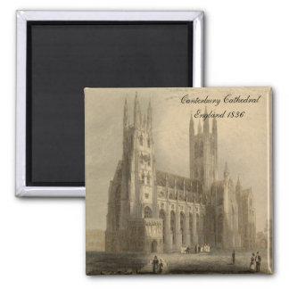 Catedrales de las series de Inglaterra: Cantorbery Imán Cuadrado