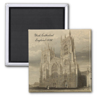 Catedrales de las series de Inglaterra: Imán 1836