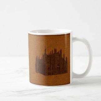 Catedrales: Di Milano, Milano del Duomo Taza De Café