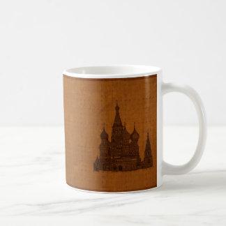 Catedrales: Sobor Vasilia Blazhennogo, Moscú Taza