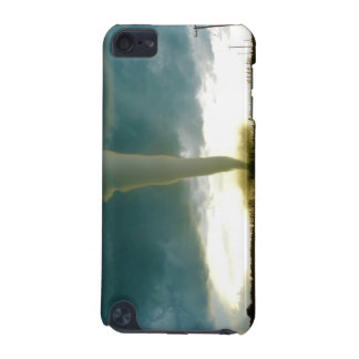 Category F5 Tornado Approaching Elie Manitoba iPod Touch (5th Generation) Cases