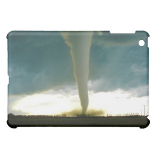 Category F5 Tornado Approaching Elie Manitoba iPad Mini Covers