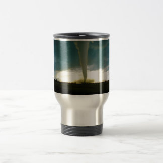 Category F5 Tornado Approaching Elie Manitoba 15 Oz Stainless Steel Travel Mug