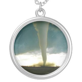 Category F5 Tornado Approaching Elie Manitoba Pendants