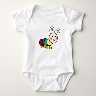 Catepillar Baby Bodysuit