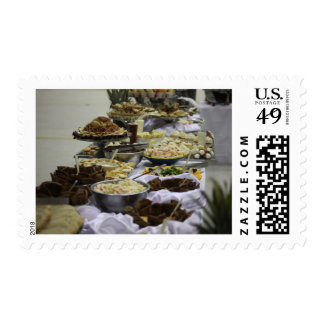 Catered Foods Stamp