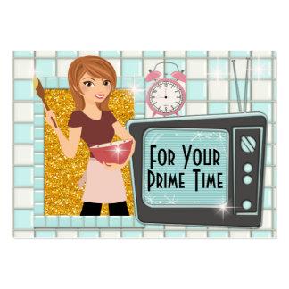 Caterer / Chef / Kitchen Business Card - SRF