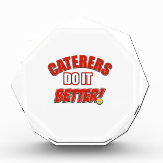 Caterers do it better award