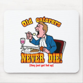 Caterers Mouse Pad