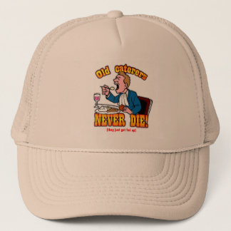 Caterers Trucker Hat