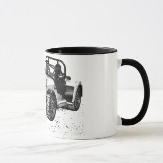 Caterham 07 mug